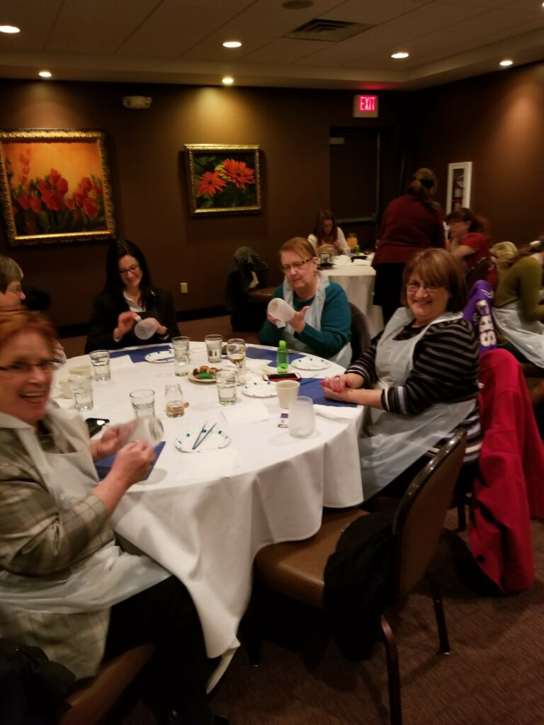 Youngstown Professional Women Christmas Mixer